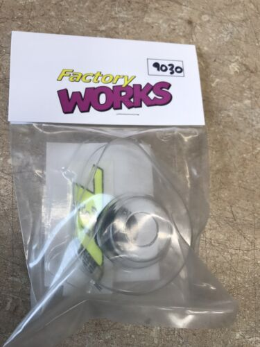 Factory Works Vtg A/&L Power Clutch Slipper Cover for Losi JRX series,LXT,Pro SE