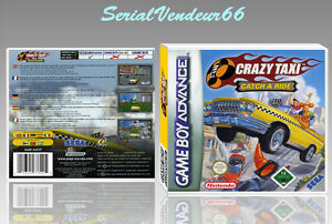BOITIER-DU-JEU-034-CRAZY-TAXI-CATCH-A-RIDE-034-GAME-BOY-ADVANCE-FR-SANS-LE-JEU