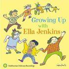 Growing Up With Ella Jenkins by Ella Jenkins (CD, Sep-2002, Smithsonian Folkways Recordings)