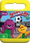 Barney - Let The Games Begin (DVD, 2007)