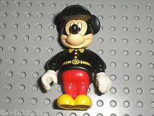 Personnage rare LEGO DISNEY Minifig MICKEY ref 33254cx1 / Set 4164