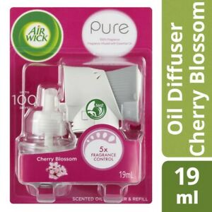 Air Wick Pure Cherry Blossom Fragrance Infused With Essential Oil 19mL 1 pack