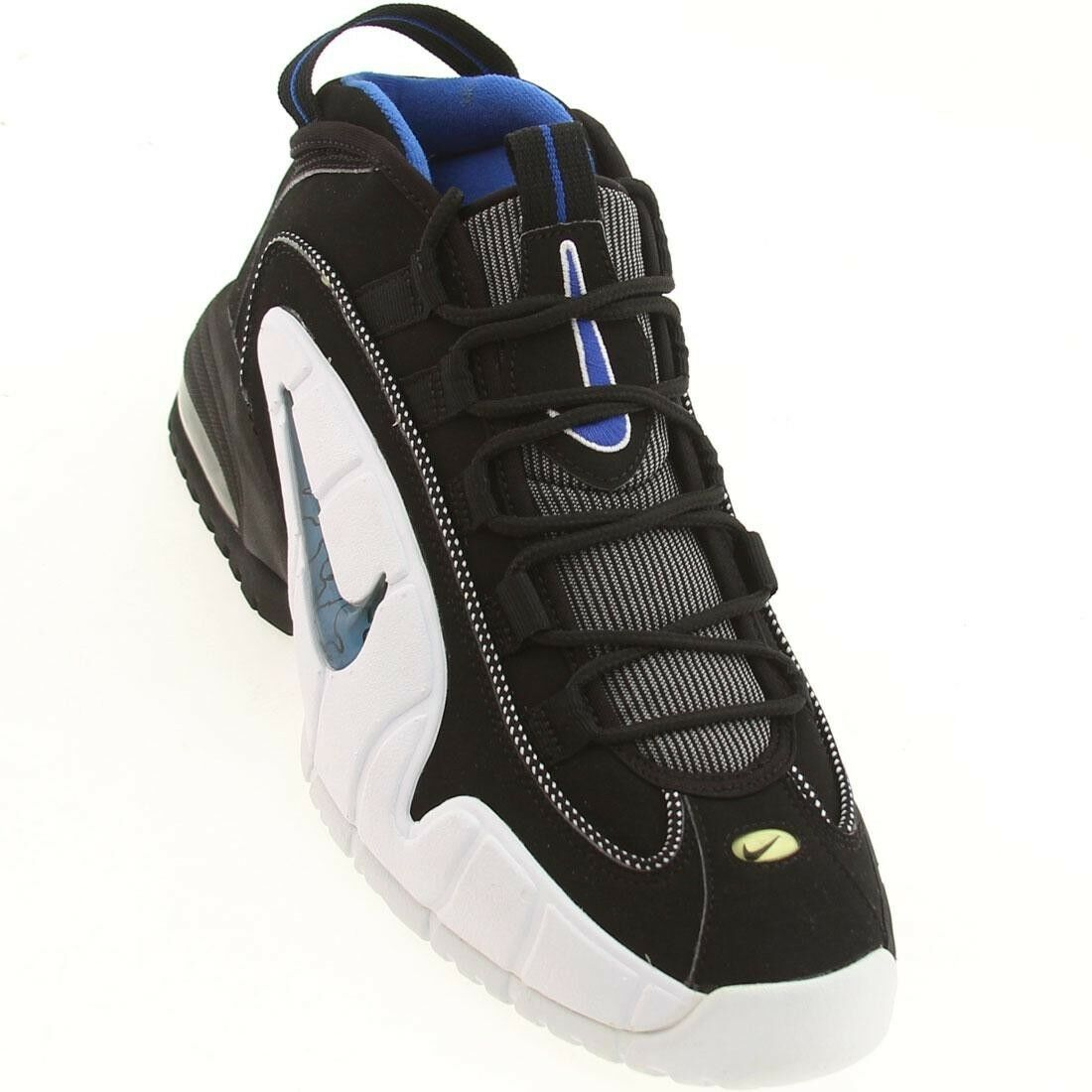 311089-041 Nike Air Max Penny 1 nero Varsity Royal 2006 Release