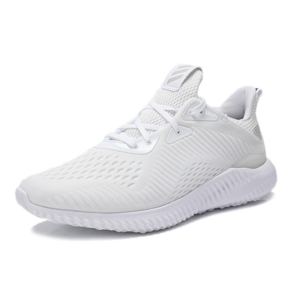 Adidas männer alphabounce sie weiß / grau by4426 sz - 8 - 13.