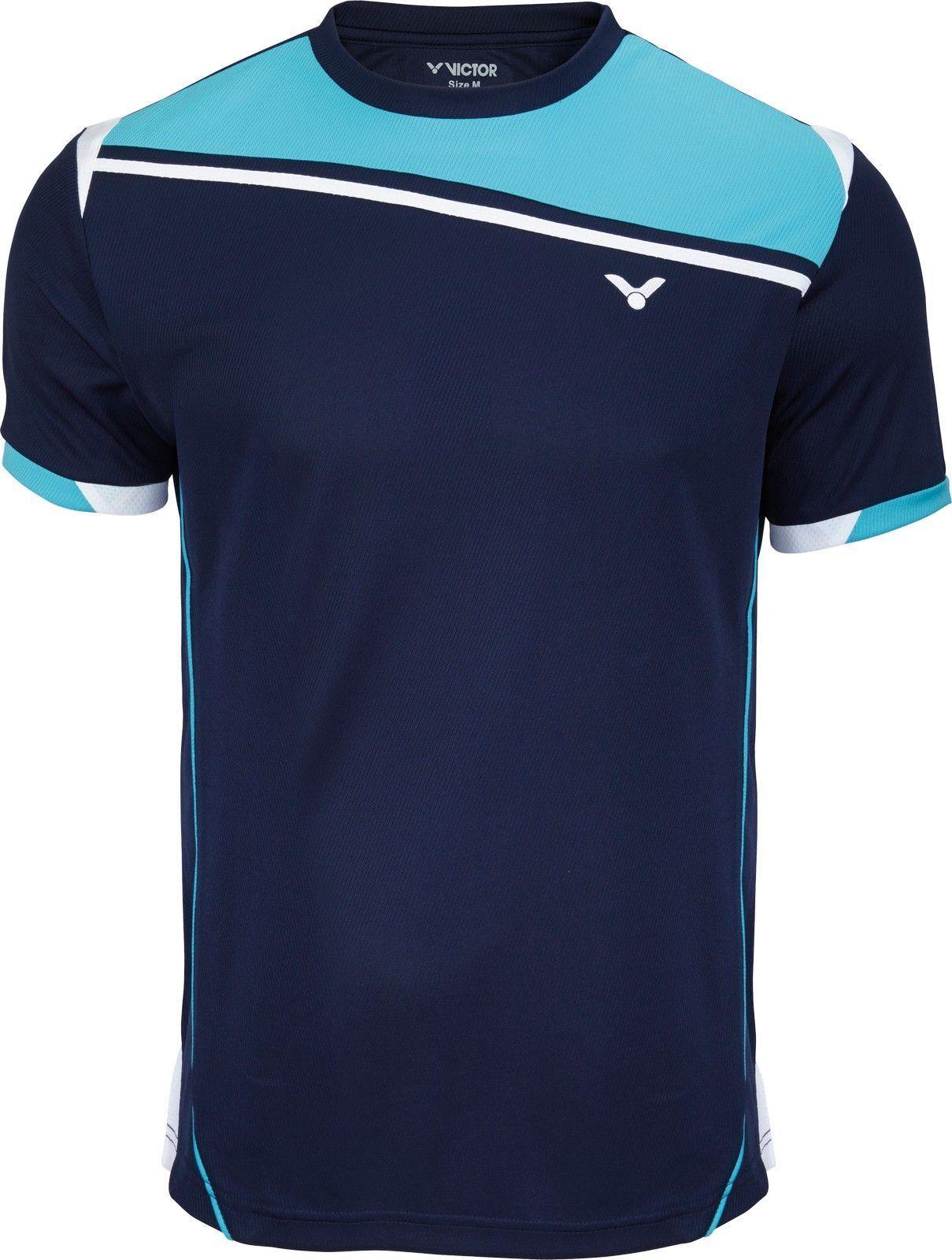 Victor Camiseta Función 6966 2016 Bádminton sizes Para Niños fibra funcional