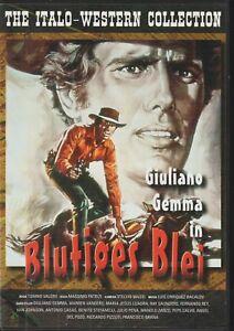 DVD-Blutiges-Blei-1969-sehr-guter-Zustand-Giuliano-Gemma-Italo-Western