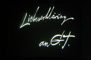 Liebeserklärung an G.T. (1971) Ewa Krzyzewska SCOPE selten