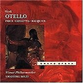 Giuseppe Verdi - Verdi: Otello [1977 Recording] (CD+Booklet) . FREE UK P+P .....