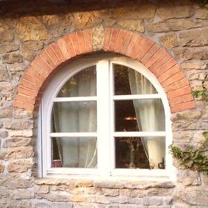 1-Style-Ancien-Brique-Ziegelsteine-Lit-Sureleve-Spirale-de-L-039-Herbe-Bordure