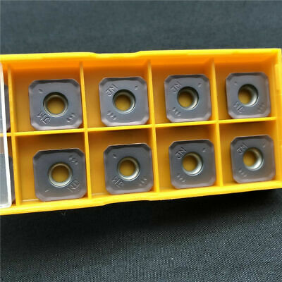 10pc SEMT13T3AGSN-JM VP15TF CNC milling insert carbide insert turning tools SEMT