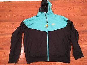 Nike-Reversible-Track-Jacket-Men-039-s-Size-XL-Extra-Large