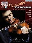 Piazzolla Tangos: Violin Play-Along Volume 46 by Astor Piazzolla (Mixed media product, 2015)
