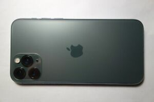IPhone-11-Pro-Posteriore-Alloggiamento-Chassis-100-Originale-Midnight-Verde