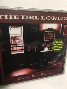 NEW-Lovers-Who-Wander-Bonus-Tracks-by-The-Del-Lords-CD-2010-free-1st-class