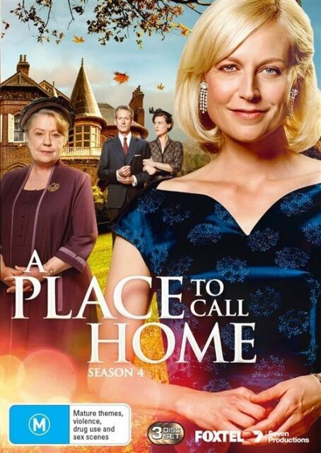 A Place To Call Home : Season 4 (DVD, 3-Disc Set) TV Drama FREE POST