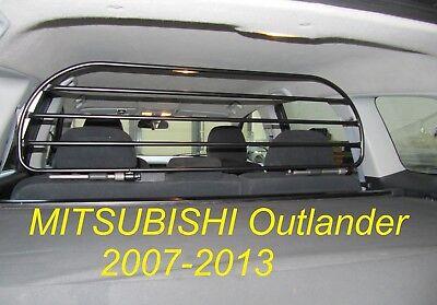 pour Chiens et Bagage Filet Grille de s/éparation Coffre pour Mitsubishi Outlander RDA65-M8 Confortable pour Votre Chien Garantie! S/ûr