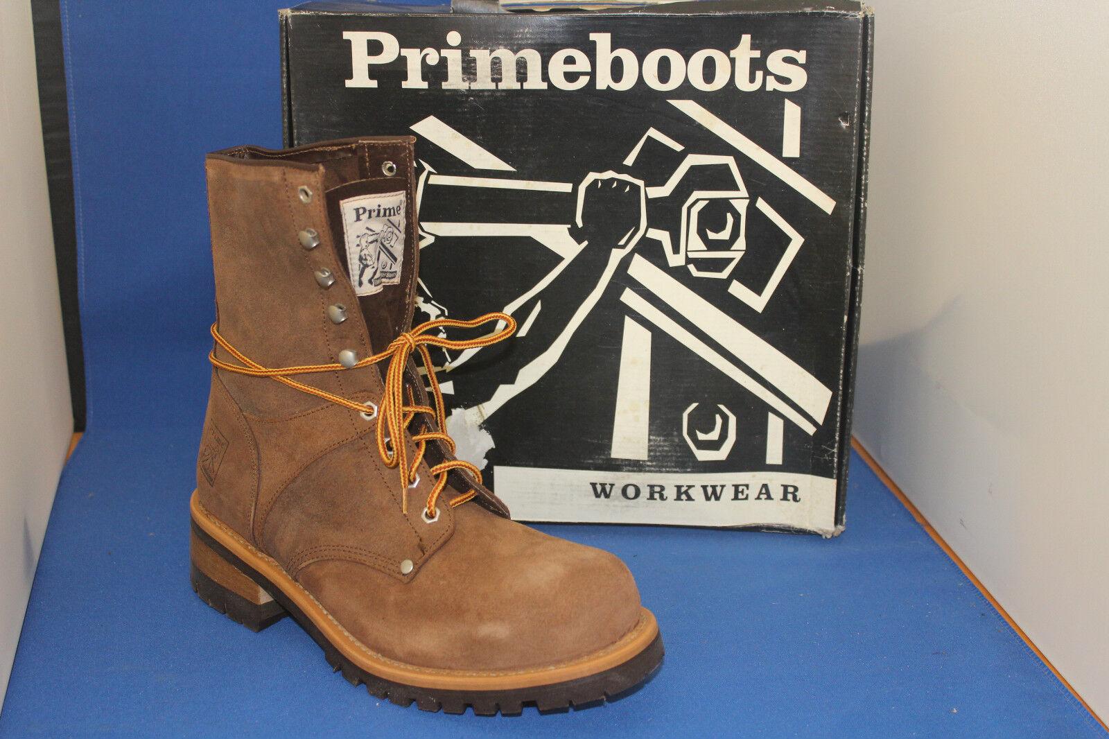 Prime Stiefel logger  worker stiefel gr. 38 leder    fashion