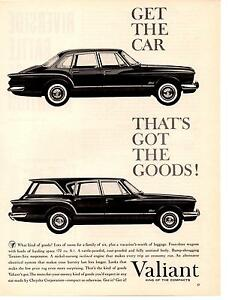 1960 Valiant V200 Suburban 60s & 70s American Cars ...