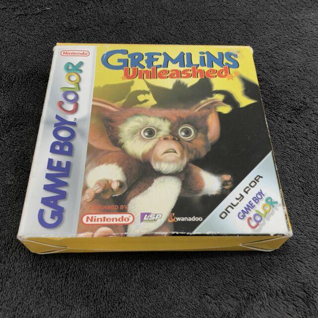 Nintendo Game Boy Color Gremlins Unleashed EUR Très Bon état