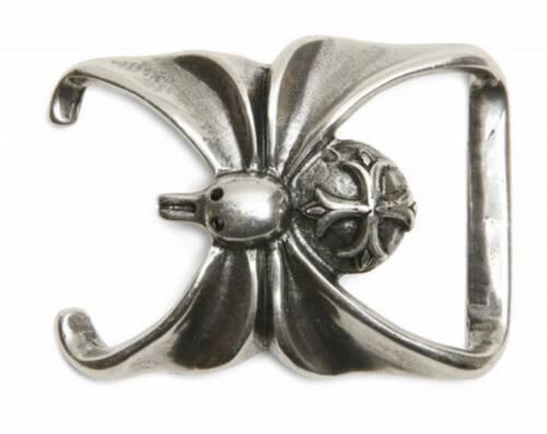 Schließe Buckle Gürtel-Schnalle Metall Black Spider Schnallen Wechselschließe