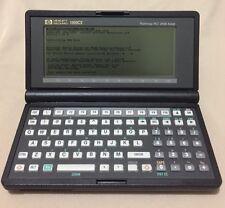 HP 1000CX DOS Palmtop PC 2MB RAM