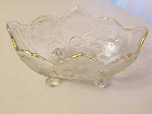 ANTIQUE-ETCHED-CRYSTAL-FOOTED-BOWL