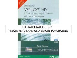 Verilog Hdl 2nd Ed By Samir Palnitkar 9780130449115 Ebay