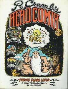 Robert-Crumb-039-s-Head-Comix-Z1-Diverse