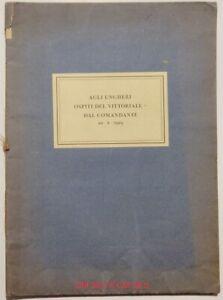 Gabriele-d-039-Annunzio-agli-ungheri-ospiti-del-Vittoriale-dal-comandante-1929-libro