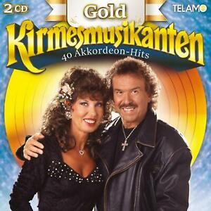 KIRMESMUSIKANTEN-GOLD-40-AKKORDEON-HITS-2-CD-NEU