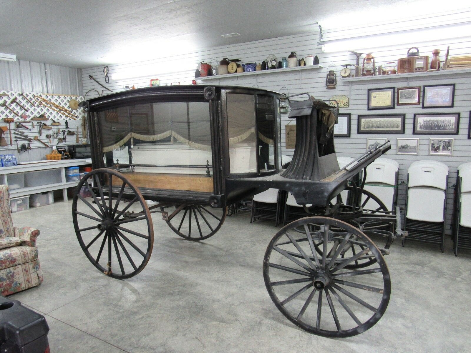 Horse drawn hearse Must See        with cheap price to get top brand