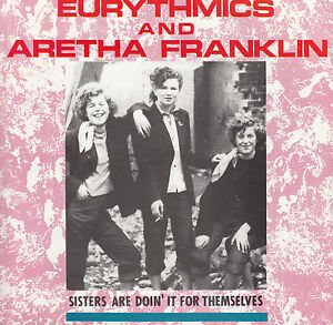Eurythmics Amp Aretha Franklin Sisters Are Doin It For