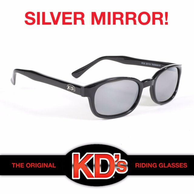 0114ac69f269 KD s Black Frame Silver Mirror Lenses Sunglasses ASO Jax Teller Sons of  Anarchy