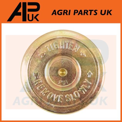 Nuffield Universal Three Four 3DL 4DM 3//42 4//60 10//42 10//60 Tractor Radiator cap