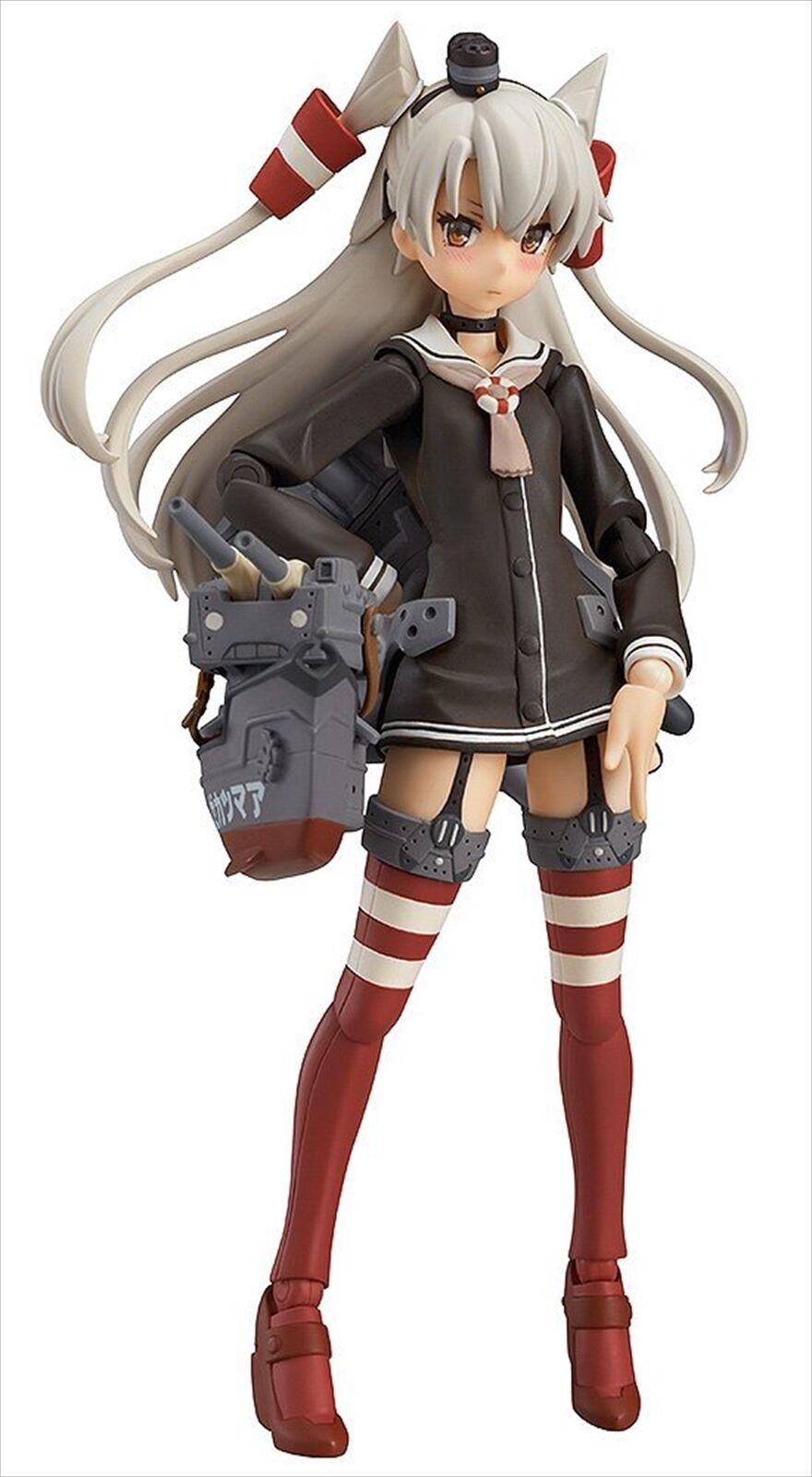 Max Factory figma Kancolle Kantai Collection Amatsukaze Action Figure