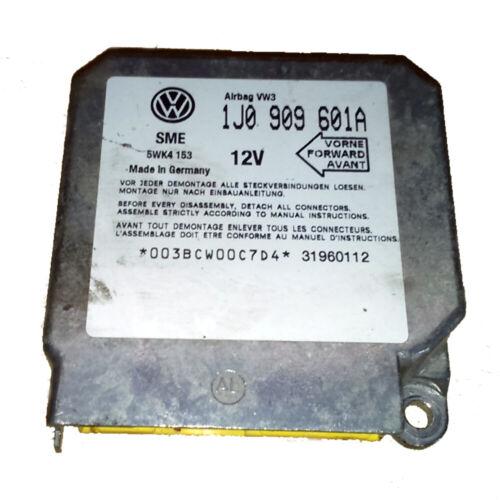 Unidad de Control Del Airbag 1J0909601A Audi 8L A3