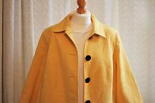 NKD Yellow Jacket - Plus Size - Size 16W (US Size) - 3/4 sleeves - Used