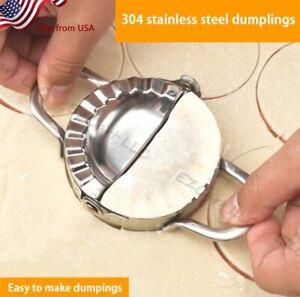 Stainless-Steel-Dough-Press-Maker-Dumpling-Pie-Ravioli-Making-Mold-Mould-Tools