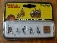 Woodland Scenics N #2176 Shoe Shiners