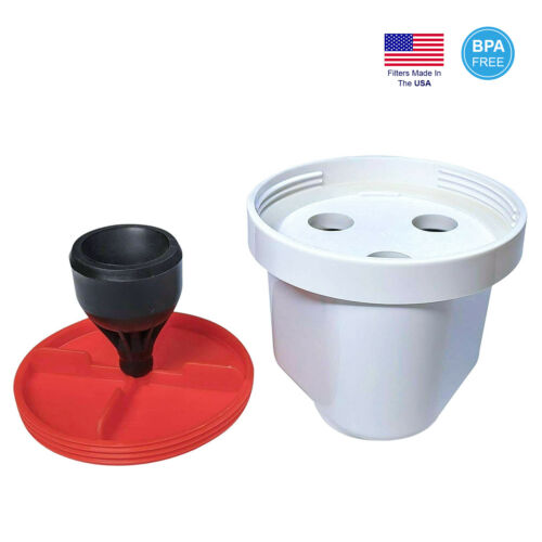 NEW Replacement Water Pitcher Filter for Aquagear Aqua Gear