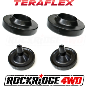 "Each TeraFlex JK 1/"" Rear Spring Spacer"