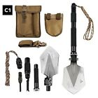 Survival Camping Gear Outdoor Military Kit Tool Equipment Set Emergency Hunting