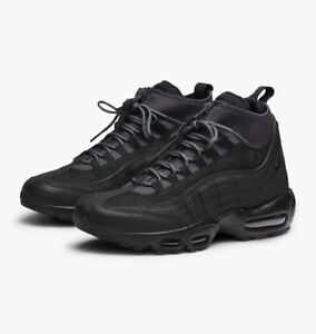 d7155d33c3de Image is loading NIKE-AIR-MAX-95-SNEAKERBOOT-WINTER-TRAINERS-UK10-