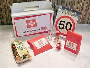 Geldgeschenk Geschenk Lustiges Erste Hilfe Set Fur Manner Zum 50