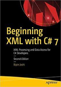 Details Sur Debut Xml Avec C 7 P D F Livre Par Apress Afficher Le Titre D Origine