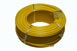 ROV TETHER CABLE 98 meters neutrally (positive) buoyant float underwater