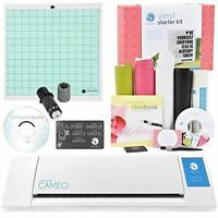 Silhouette Cameo Cutting Machine and Tools Starter Kit