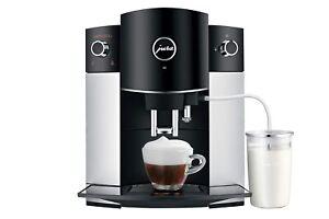 Jura D6 Platinum Espresso & Cappuccino Machine