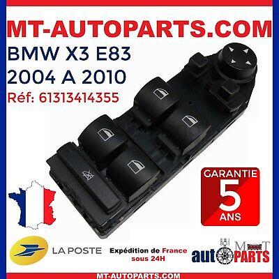 MERCEDES CLS CLASSE E280 E320 E400 E500 COMMANDE BOUTON INTERRUPTEUR LEVE VITRE