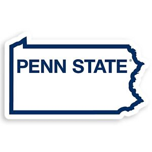 Details About Ncaa Penn State Nittany Lions Home State Auto Car Window Vinyl Decal Sticker